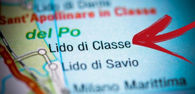 Ravenna lidi Sud... LIDO DI CLASSE!