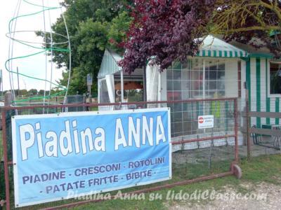 Piadineria Anna